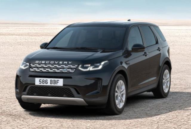 Vorlauffahrzeug Land Rover Discovery - Sport S 2.0 Aut D150 AWD LED Leder Nav