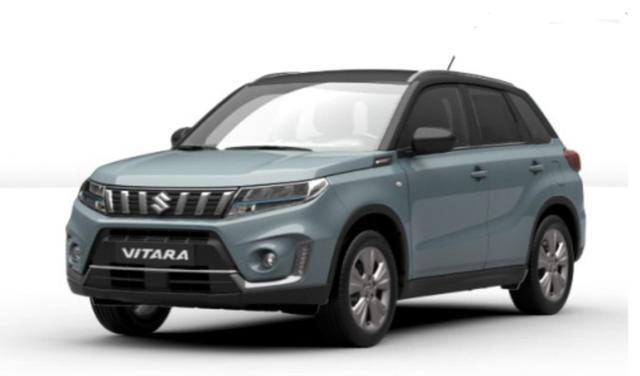 Suzuki Vitara - 1.4 HYBRID 129 Comfort 4x4 LED Kam