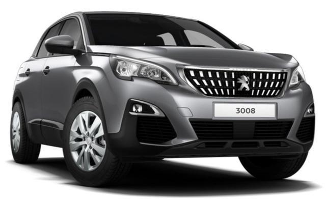 Vorlauffahrzeug Peugeot 3008 - 1.5 BlueHDi 130 Active SHZ Mirror VirCo 17Z