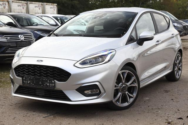 Gebrauchtfahrzeug Ford Fiesta - 1.0 EcoBoost 125 ST-Line S/S LED SHZ 18Z