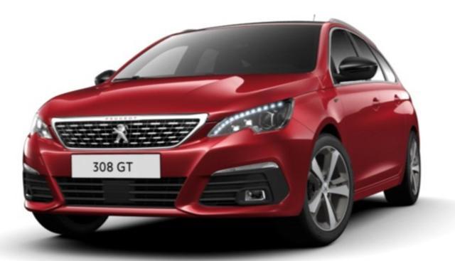 Peugeot 308 SW - 1.2 PureTech 130 GT-Line LED PanoD