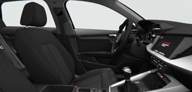 Audi A3 35 TFSI 150 SB LED PDC Klima DAB MY21