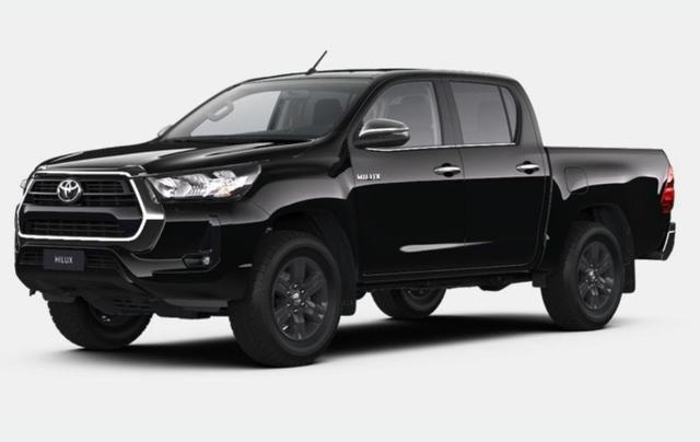 Toyota Hilux - 2.4 D-4D DC Comfort 4x4 Neues Modell