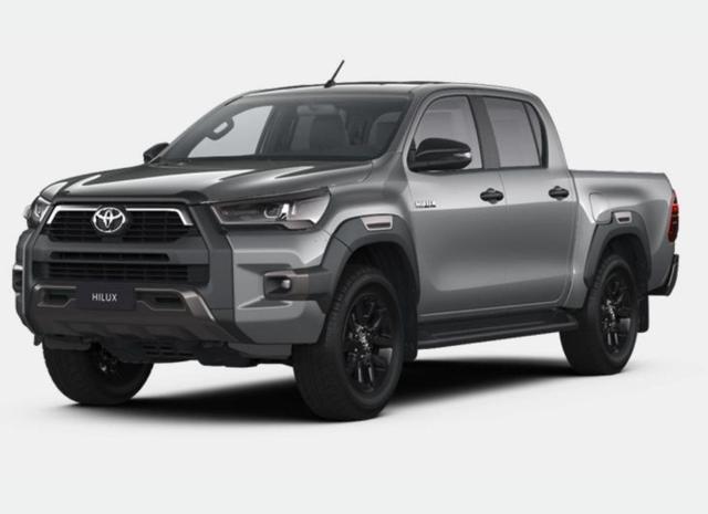 Toyota Hilux - 2.8 D-4D DC Invincible AUT 4x4 Modell 2021