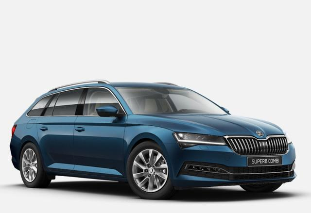 Skoda Superb Combi - 2.0 TDI 200 DSG Style LED VirtC