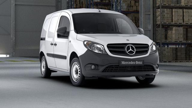 Mercedes-Benz Citan - 109 CDI Kasten Lang 90 Radio Klima