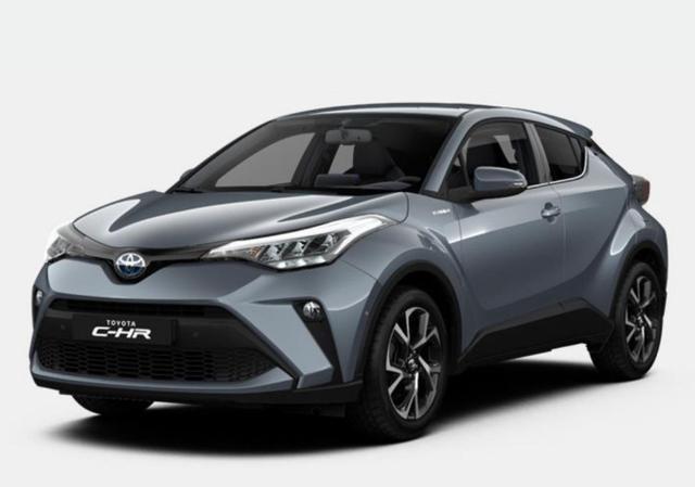 Lagerfahrzeug Toyota C-HR - 2.0 Hybrid 184 Style LED Nav Kam SHZ BT 18Z