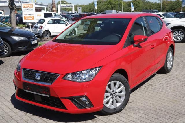 Lagerfahrzeug Seat Ibiza - 1.0 Style 80 Klima PDC S/S Front-Assis 16Z