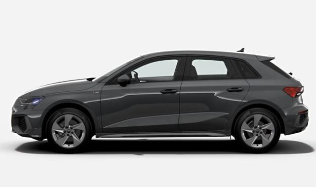 Audi A3 30 TFSI Sportback S-Line Nav+ VirtC+ PDC SHZ
