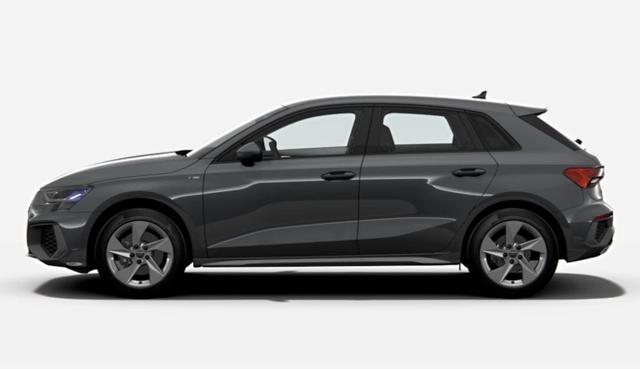 Audi A3 - 35 TFSI Sportback S-Line Nav+ VirtC+ PDC SHZ