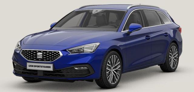 Seat Leon - ST 1.5 eTSI 150 DSG XC Neues Modell LED 17Z