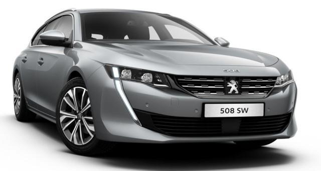 Vorlauffahrzeug Peugeot 508 - SW 1.6 PureTech 180 Aut. Allure LED Nav Keyl