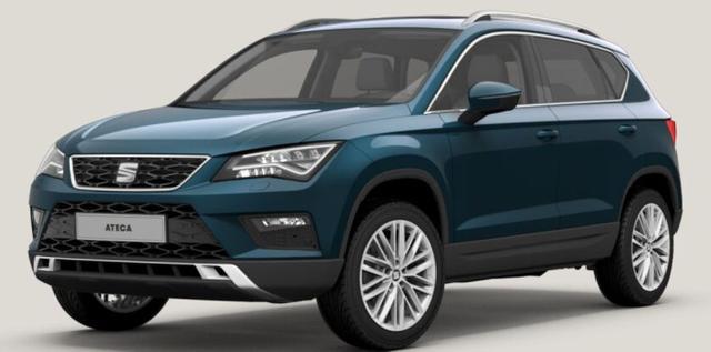 Lagerfahrzeug Seat Ateca - 1.5 TSI 150 DSG XC Nav Pano SHZ Kam FullL