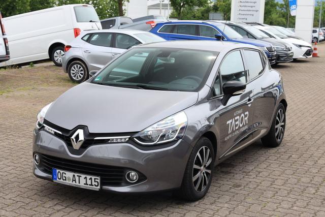 Gebrauchtfahrzeug Renault Clio - IV 1.2 TCe 120 Limited Nav PDC Klimaaut.