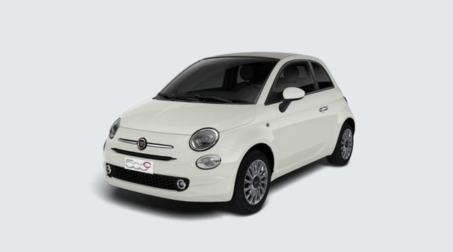 Lagerfahrzeug Fiat 500C - 1.2 Dualogic Lounge CarPlay 15Z NSW