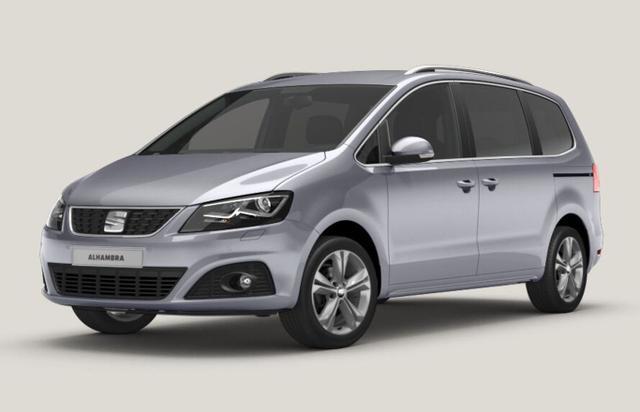 Vorlauffahrzeug Seat Alhambra - 1.4 TSI 150 DSG XC 7S WinterP ACC Nav