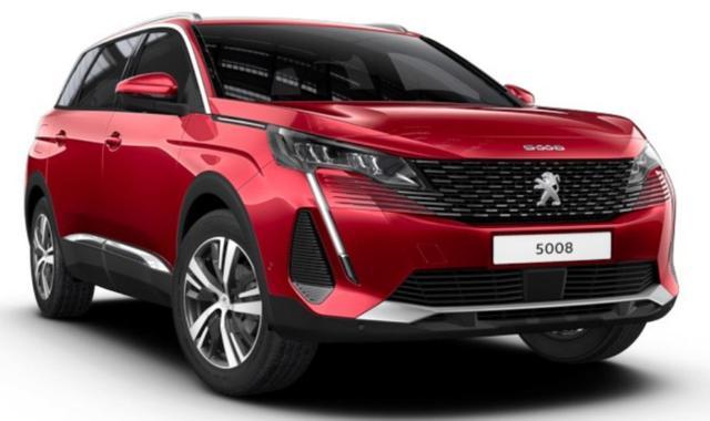Vorlauffahrzeug Peugeot 5008 - 1.2 PureTech 130 Aut Allure 7-S LED Kam SHZ