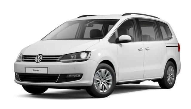 Volkswagen Sharan - 1.4 TSI 150 CL Nav ACC Kam WinterP