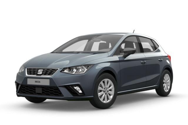 Vorlauffahrzeug Seat Ibiza - 1.0 Eco TSI 110 XC FullL SHZ Temp PDC DAB
