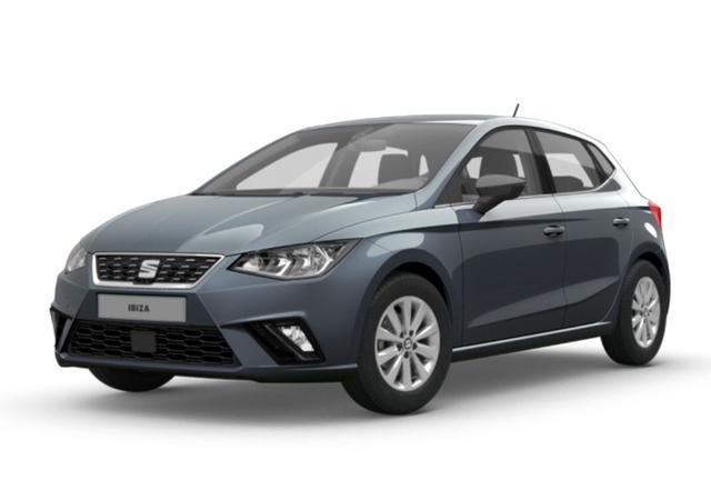 Seat Ibiza - 1.0 Eco TSI 110 DSG XC LED Nav PDC
