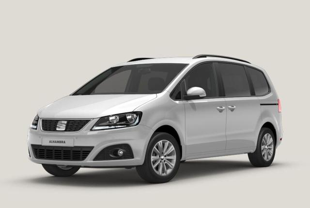 Vorlauffahrzeug Seat Alhambra - 2.0 TDI 150 Style 7S ParkA ACC Nav Kam
