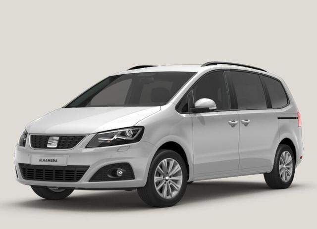 Vorlauffahrzeug Seat Alhambra - 2.0 TDI 150 Style DSG 7S ParkA ACC Nav