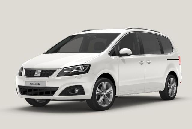 Vorlauffahrzeug Seat Alhambra - 2.0 TDI 150 XC 7S ParkA ACC Nav Kam