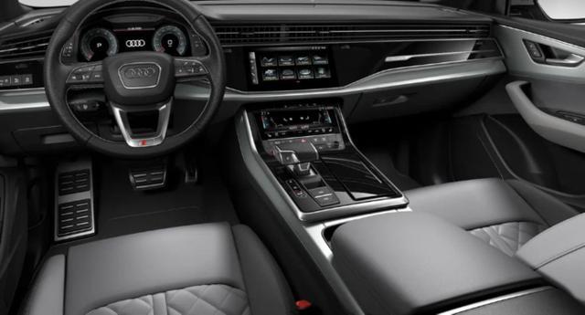 Audi SQ8 4.0 TFSI 507 quatt. Tour/Stadt PanoD Matrix