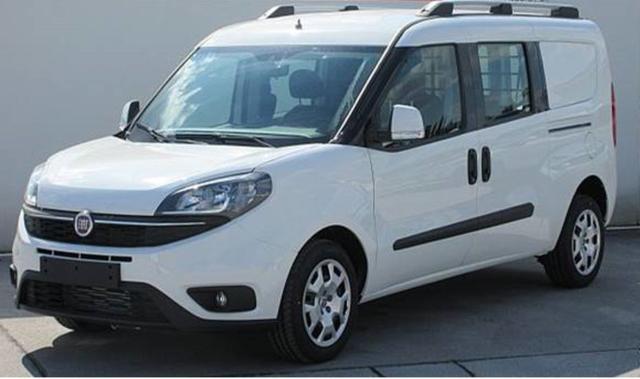 Lagerfahrzeug Fiat Doblo - Cargo Kombi 1.6 MJ 105 Maxi Klima PDC Temp