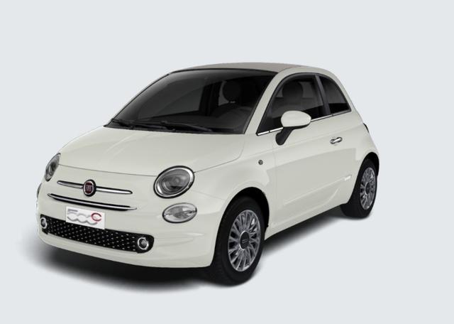 Lagerfahrzeug Fiat 500C - 1.2 Dualogic Lounge CarPlay Klima 15