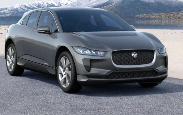 Jaguar I-Pace - EV400 S 11kW 5100 EUR Förd noch abzgsfhg