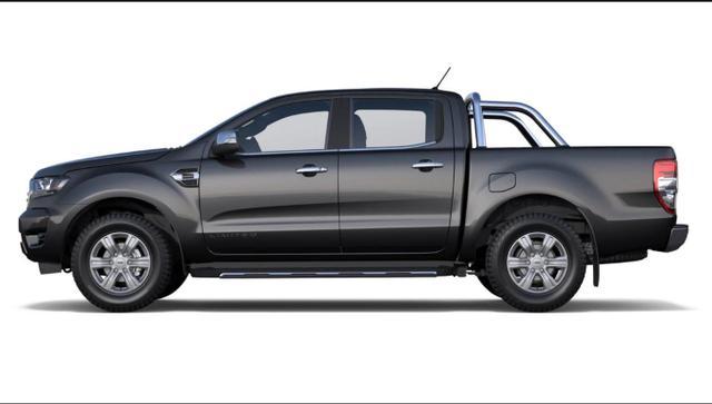 Ford Ranger - 170 4x4 Aut Lim DK AHK LED Kam Nav