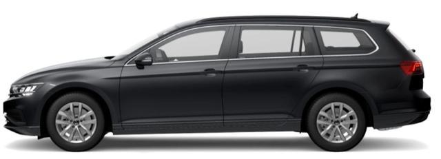 Volkswagen Passat - Variant 1.5 TSI 150 DSG Busi. LED Nav