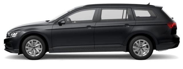 Volkswagen Passat - Variant 2.0 TDI 150 DSG LED AppC SHZ