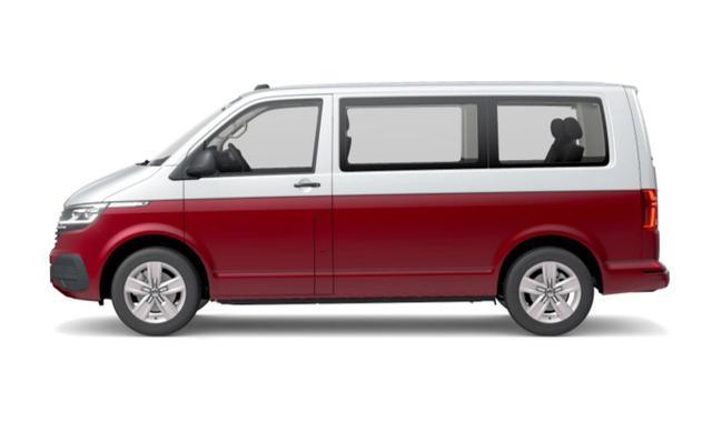 Volkswagen T6 Multivan - 2.0 TDI 150 DSG 4M NAVI LED 7S