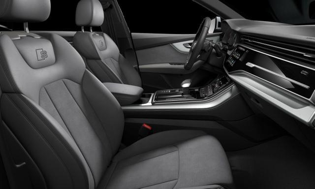 Audi Q8 50 TDI 286 quattro Matrix S Line Leder