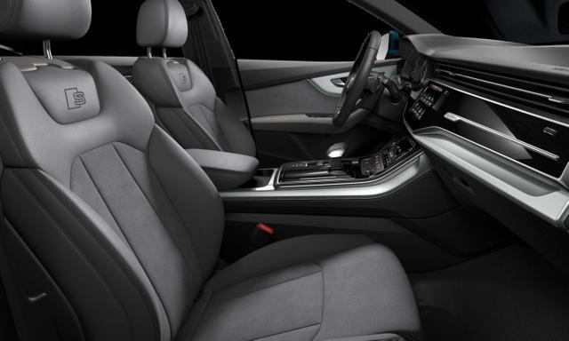 Audi Q8 50 TDI 286 quattro MatrixLED Leder 21Z