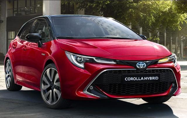 Toyota Corolla - HB 1.8 Hybrid 122 Comfort Kam ACC