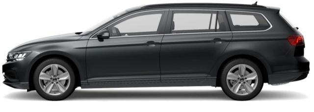 Volkswagen Passat - Variant 2.0 TSI 190 DSG Busi. LED Nav