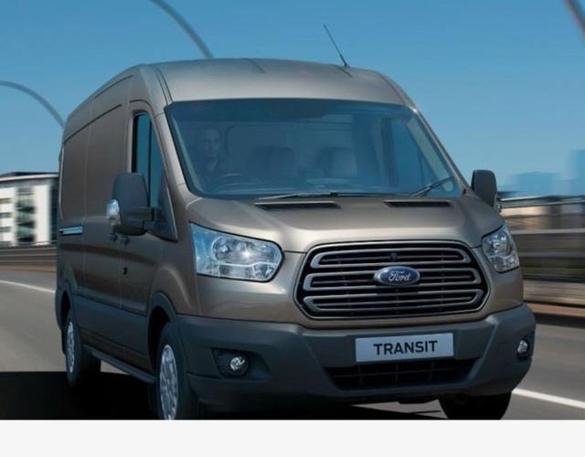 Vorlauffahrzeug Ford Transit Custom - FT 350 2.0 130 TDCi L2H2 PDC