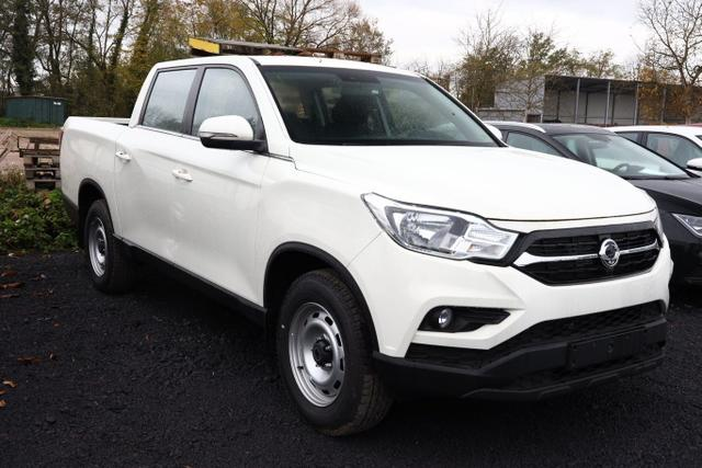 Ssangyong Musso - Grand 2,2 e-Xdi 181 4x4 AUT Crystal