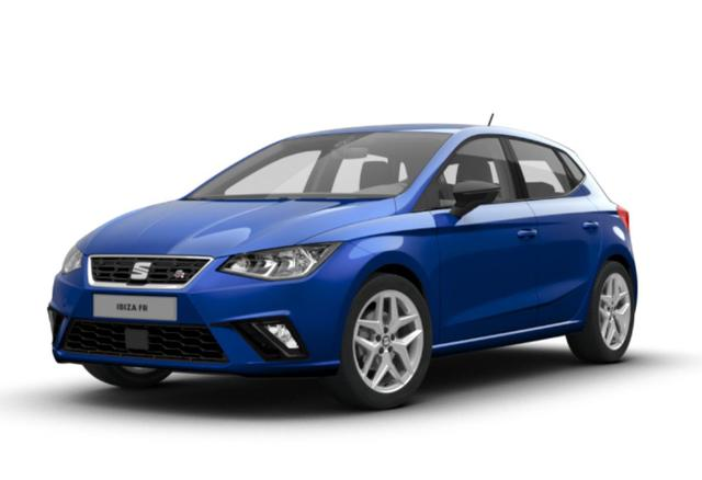 Seat Ibiza - 1.0 Eco TSI 110 FR Nav PDC SHZ