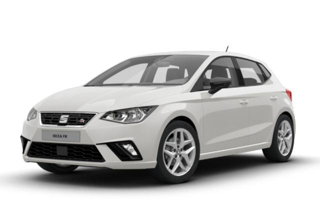 Seat Ibiza - 1.0 Eco TSI 110 FR PDC FullL 17Z