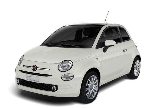 Vorlauffahrzeug Fiat 500 - 1.0 Hybrid 70 Star PanoD TFT Carplay UCon
