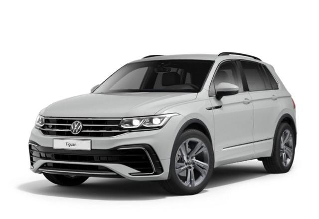 Volkswagen Tiguan - 2.0 TDI 150 DSG R-Line FL LED Nav ACC