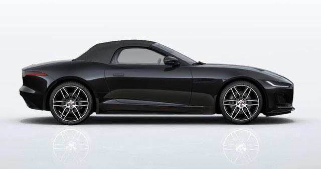 Jaguar F-Type - 2.0 P300 R-Dyn Cabrio MY21 DesignP