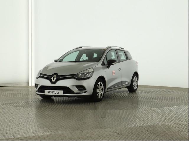 Gebrauchtfahrzeug Renault Clio Grandtour - 1.5 dCi 90 Limited Nav LadungsP