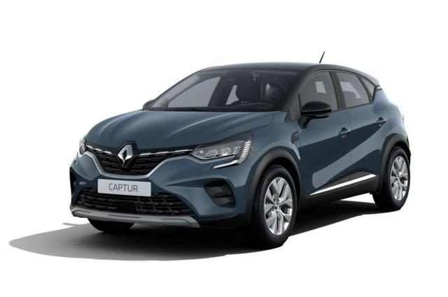 Gebrauchtfahrzeug Renault Captur - II 1.0 TCe 100 Experience DeluxeP BiCol