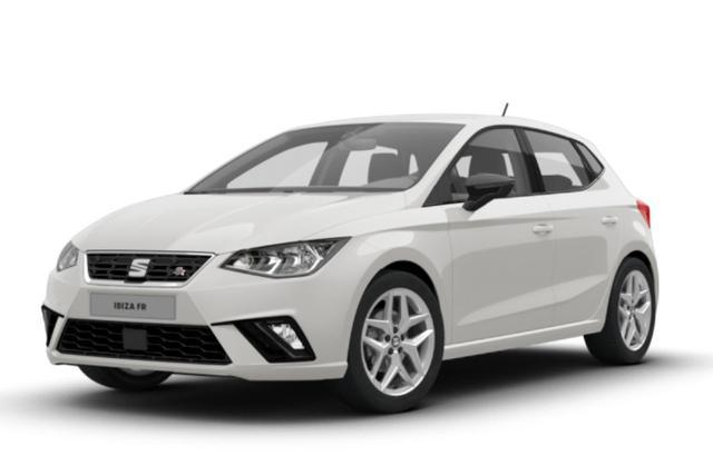Seat Ibiza - 1.0 Eco TSI 110 DSG FR LED Nav Kam PDC
