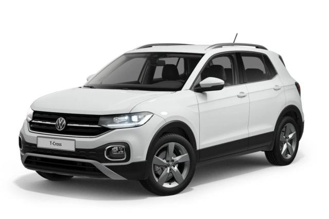 Volkswagen T-Cross - 1.0 TSI 110 DSG Style LED Nav Klima